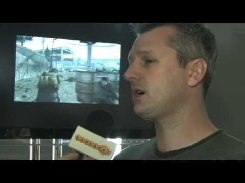 SOCOM: US Navy SEALs Fireteam Bravo 3 Interview By GameSpot