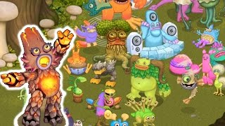 Download Video My Singing Monsters - All Tribal Island Monsters Review [FULL] MP3 3GP MP4