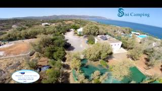 Sissi Camping|A SKY EYE AERIAL VIDEO|