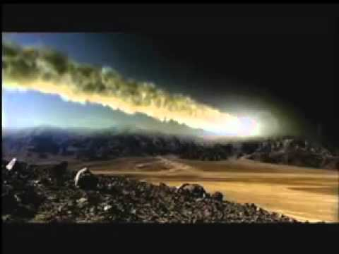 Meteor Attack and the Earth Was No More  Doomsday 2012