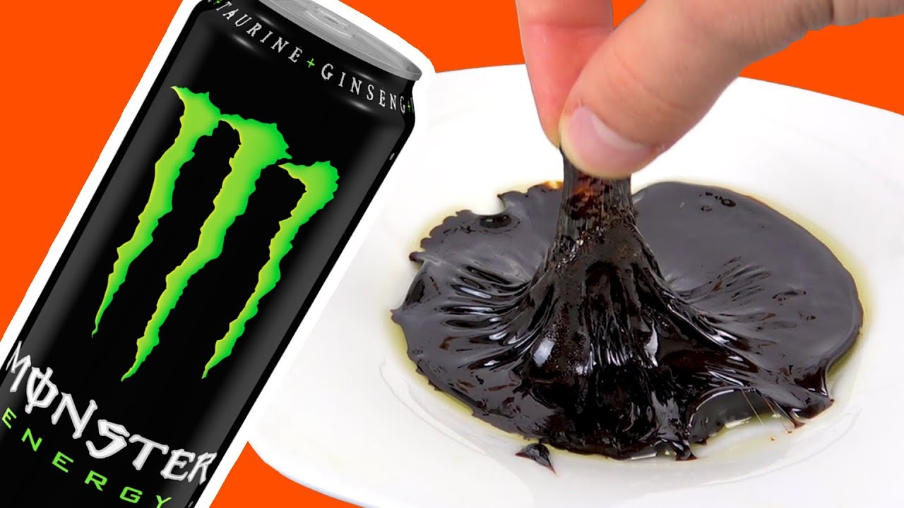 You Will Never Drink Monster Energy Again After Watching This Video Youtube