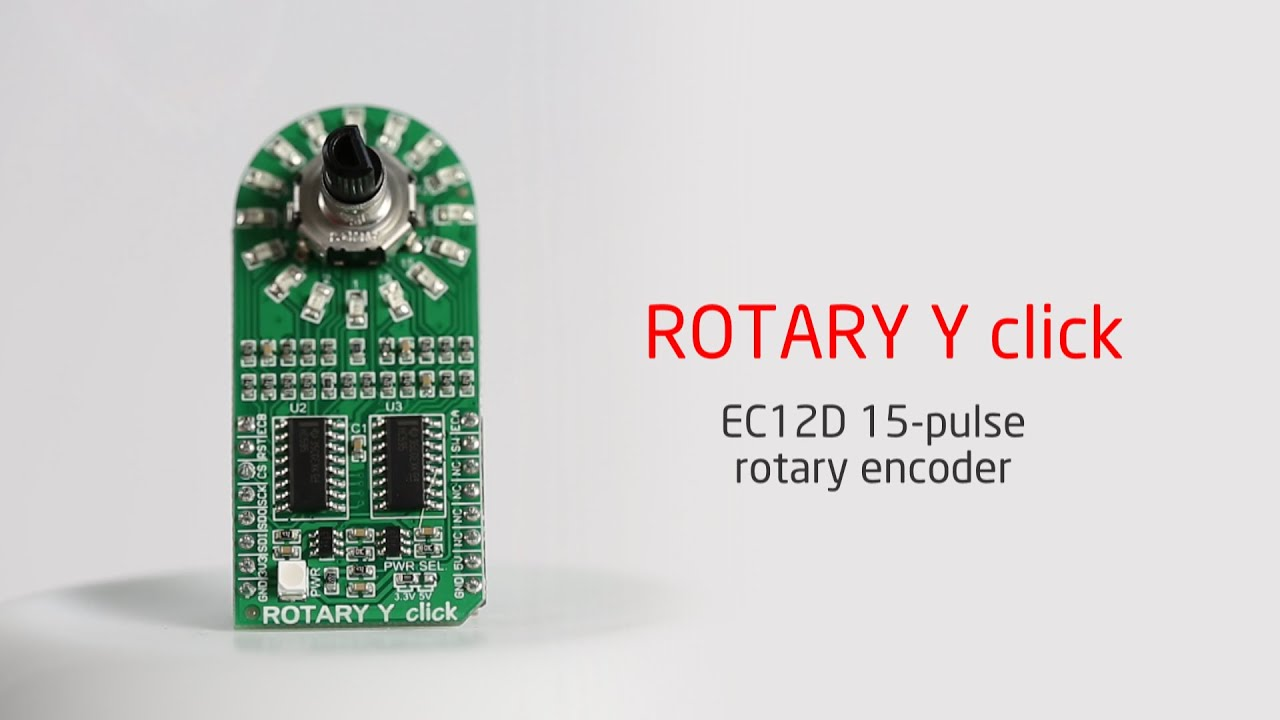 ROTARY Y click - example