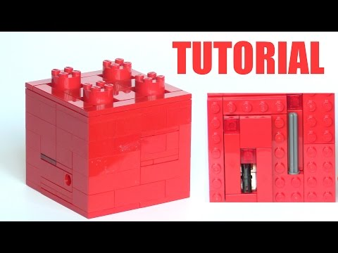 How To Build The World S Hardest Lego Puzzle Box
