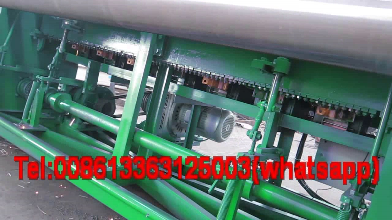 How to operate welded wire mesh machine?Where to buy Welded wire ...
