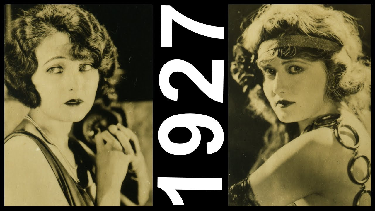 Top Roaring 20's Movie Stars - Downton Abbey Hair 1920's Fashion Finger Waves Hairstyles Cig ...