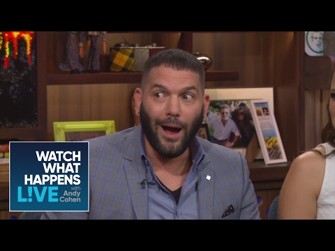Guillermo Diaz on Working with Britney Spears  WWHL