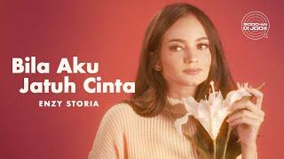 Download Enzy Storia - Bila Aku Jatuh Cinta   Official Lyric Video
