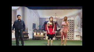 Naseem Vicky and SoBia New Pakistani Stage Drama Full Comedy Clip 2018