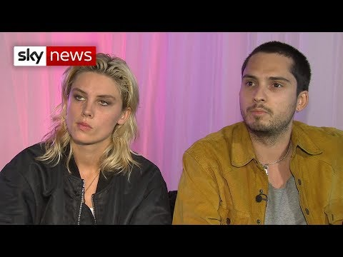 Mercury Prize: 'Wolf Alice' on the role of rock music in today's society