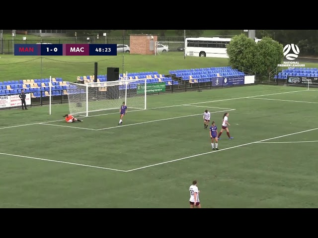 Round 2 - NPL NSW Women's Manly United v Macarthur Rams