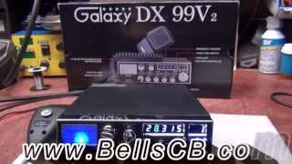 Galaxy DX-99V2 OEM Radio Report