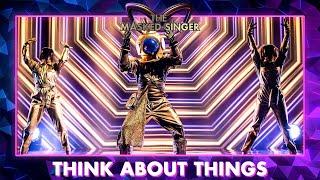Duiker - 'Think About Things' - Daði & Gagnamagnið   The Masked Singer   VTM