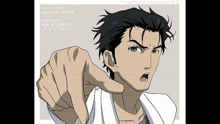 Rintaro Okabe is one of the best anime protagonists  [Steins;gate analysis]