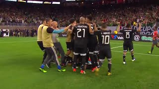 Mexico  4 - Gold Cup 2019