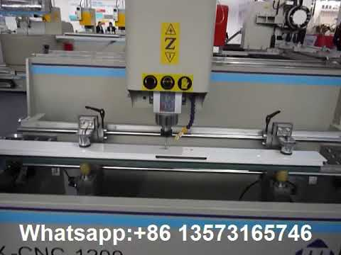 SKX-CNC-1200 Aluminium Doors&windows CNC Milling Machine