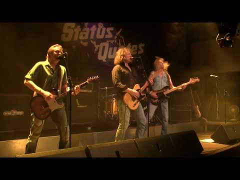 Mad About The Boy (live) - Status Quotes (Status Quo Tribute)