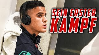 DIE PURE SPANNUNG: MMA KAMPF!
