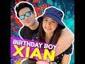 Birthday boy Xian | KAMI |   Xian Lim had a cheerful celebration of his 30th birthday