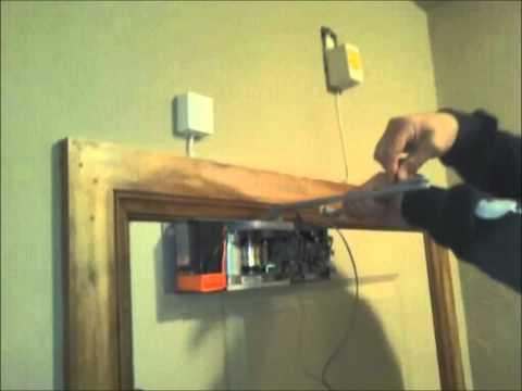 AUTOMATIC DOOR OPENER MOVIE