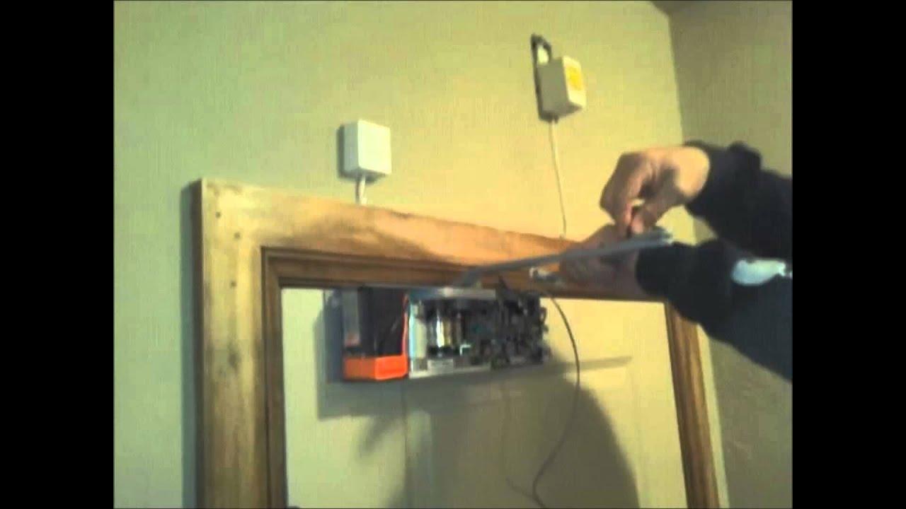 Automatic Door Opener Movie Youtube