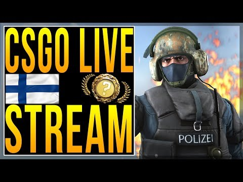 CS:GO SUOMI COMPETITIVE LIVE STREAM! Counter-Strike: Global Offensive thumbnail