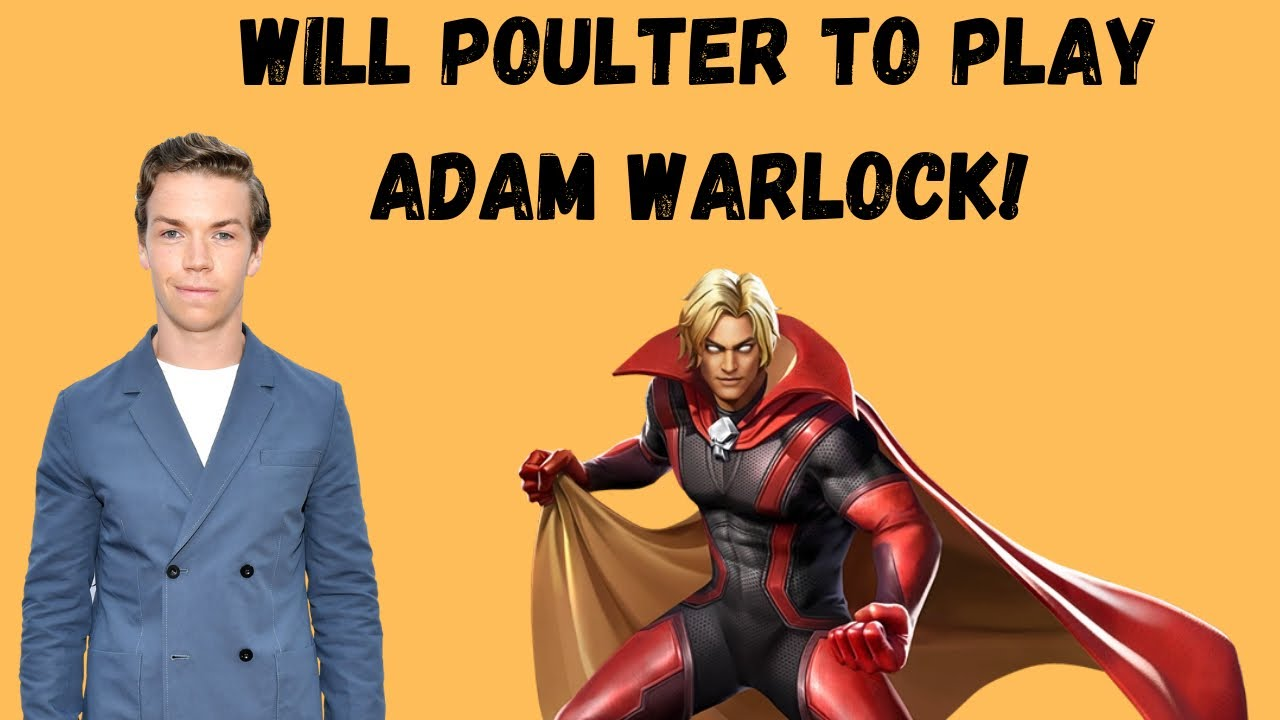 Will Poulter to play Adam Warlock in 'Guardians Of The Galaxy Vol ...