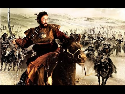Genghis Khan - Great Khan Of The Mongol Empire And Great Des