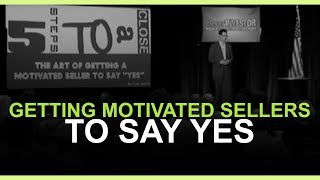 Real Estate Investor Education -How To Negotiate With A Motivated Seller.mp4