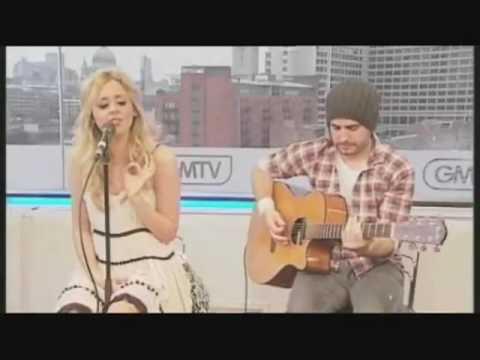Diana Vickers - Once (Acoustic - Live On GMTV Web Lounge)
