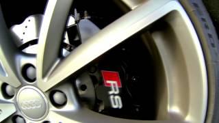 Audi RS4 Avant 2013 Videos