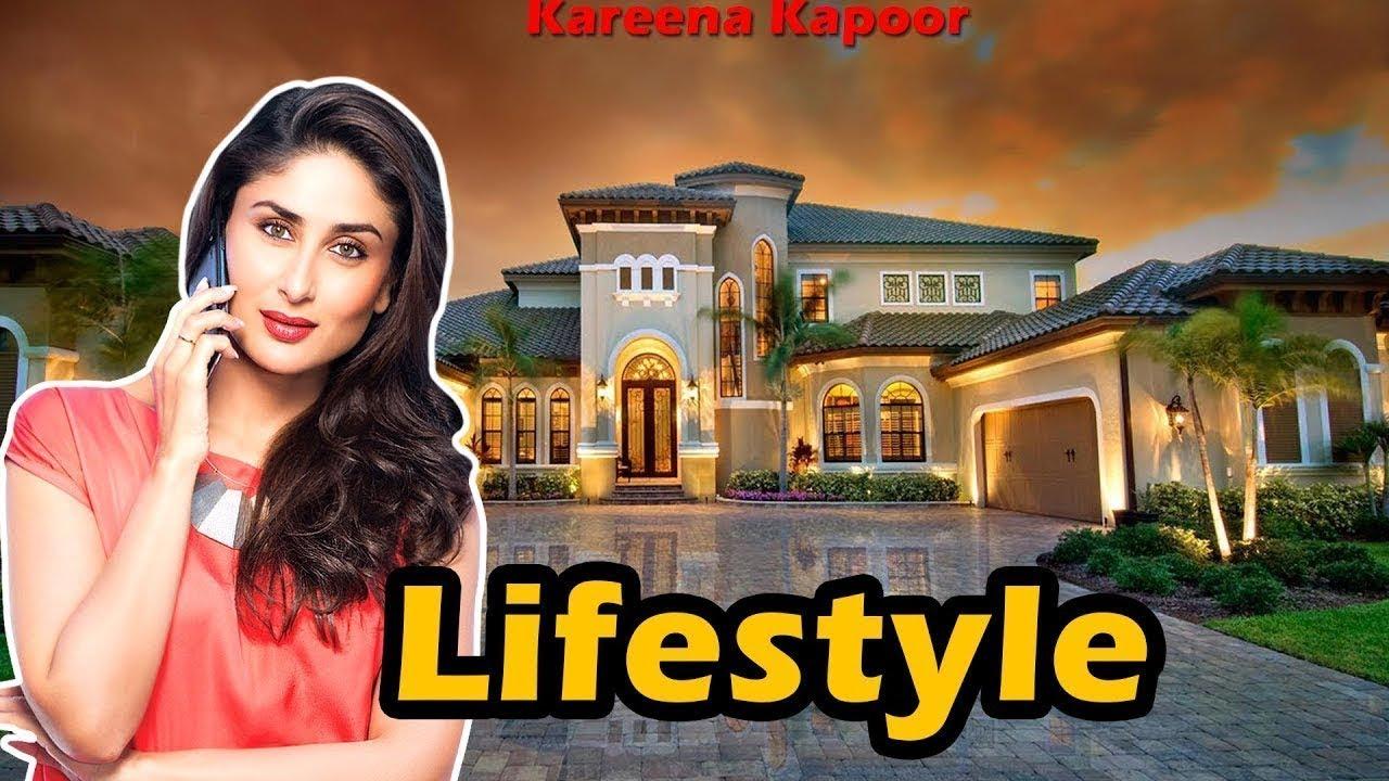 kareena kapoor lifestyle 2020 - YouTube