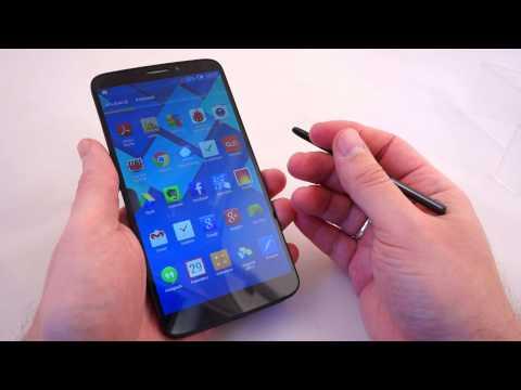 Alcatel One Touch Hero Dual SIM rozpoznawanie pisma