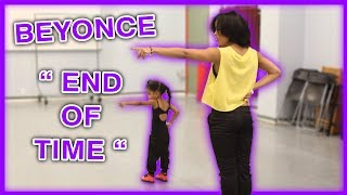 "How to Dance Like Tianne and Heaven King: Beyonce ""End of Time"""