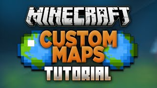 How to Download & Install Custom Maps in Minecraft 1.13.1 (Simple)