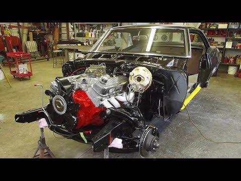 1969 Chevrolet COPO Yenko Camaro 489 Restoration Project