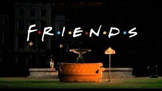 Friends Начальная заставка сериала Друзья