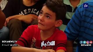 تشييع جثمان الطفل الشهيد عدي أبو خليل في رام الله