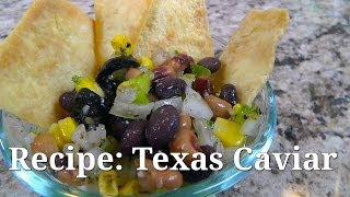 Texas Caviar (bean Salad) Recipe - Adc Video