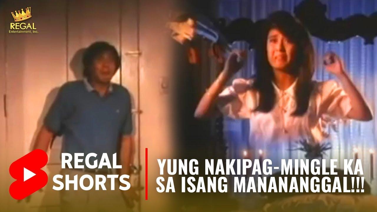 Yung Nakipag-Mingle Ka Sa Isang Manananggal!!! | Regal Shorts