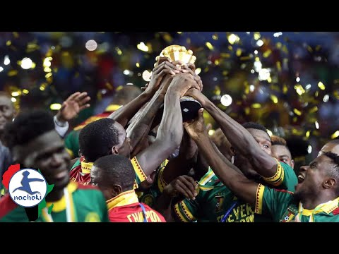 Top 10 Best Africa Cup of Nations Goals