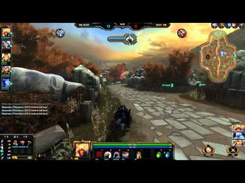 видео: Играем в smite - fenrir in jungle, conquest, 18+