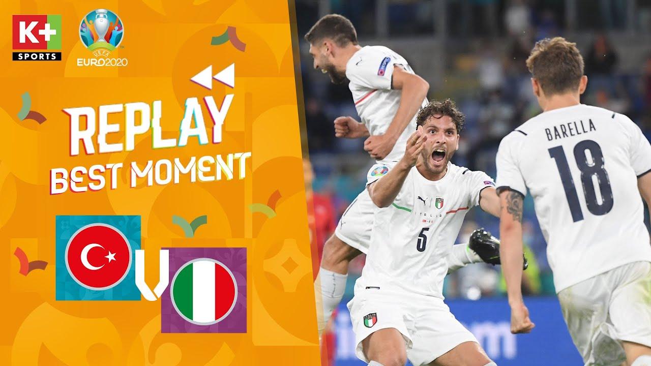 NHỮNG BÀN THẮNG MỞ MÀN BỮA TIỆC BÓNG ĐÁ HÈ UEFA EURO 2020 | BEST MOMENT