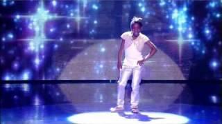 Natalie Okri (Semi Final Performance) Britains Got Talent 2009 HIGH QUALITY