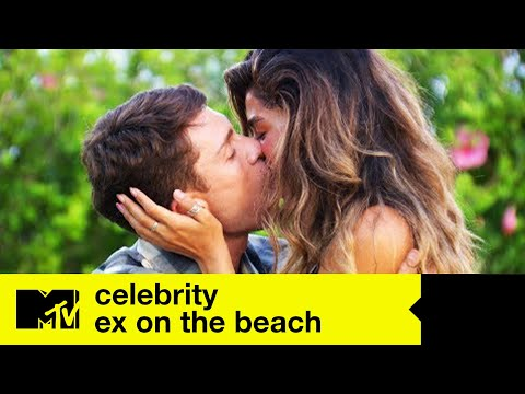 EP#1 FIRST LOOK: Joey & Lorena's Secret Smooch | Celeb Ex On The Beach