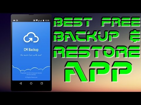 (Free)Top 3 Best Backup & Restore App For Android 2015-2016