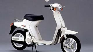 Ta'mirlash scooter Honda Sky 1982!