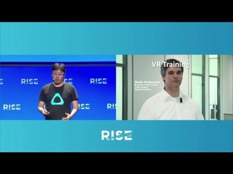 RISE 2017 | AutoTech + TalkRobot