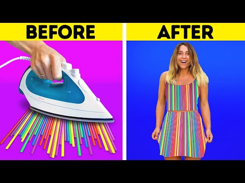 AMAZING PLASTIC RECYCLING PROJECTS || 5-Minute Decor Crafts From Plastic