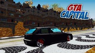 GTA Modificado CAPITAL V 2.0 Para PC Super Fraco