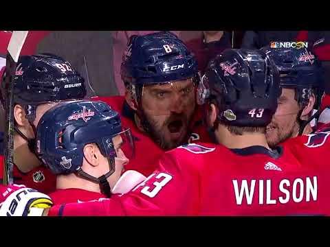 Pittsburgh Penguins vs Washington Capitals - April 26, 2018 | Game Highlights | NHL 2017/18